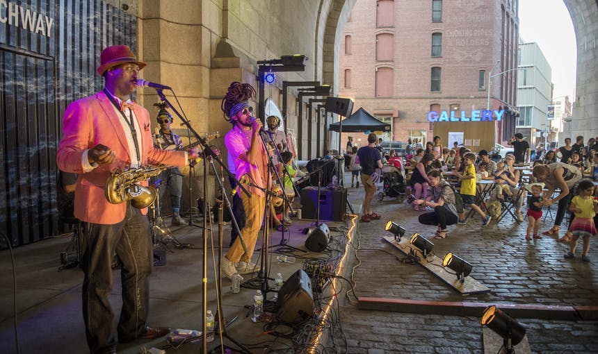 2018 July 12 Dumbo Bid Archway192 Live At The Archway Small