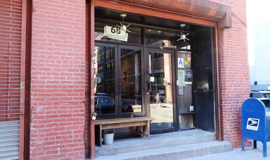 68 Jay St Bar Exterior