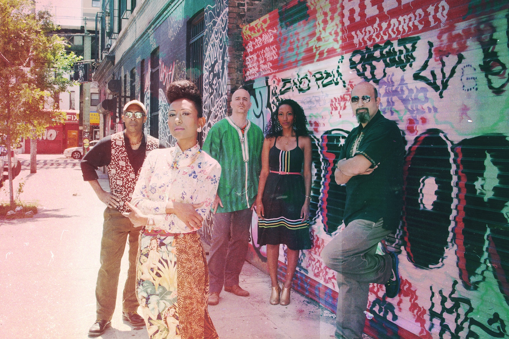 8/15 | Live at the Archway: Alsarah & the Nubatones
