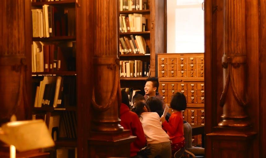 Bhs Othmer Library Kids Workshop
