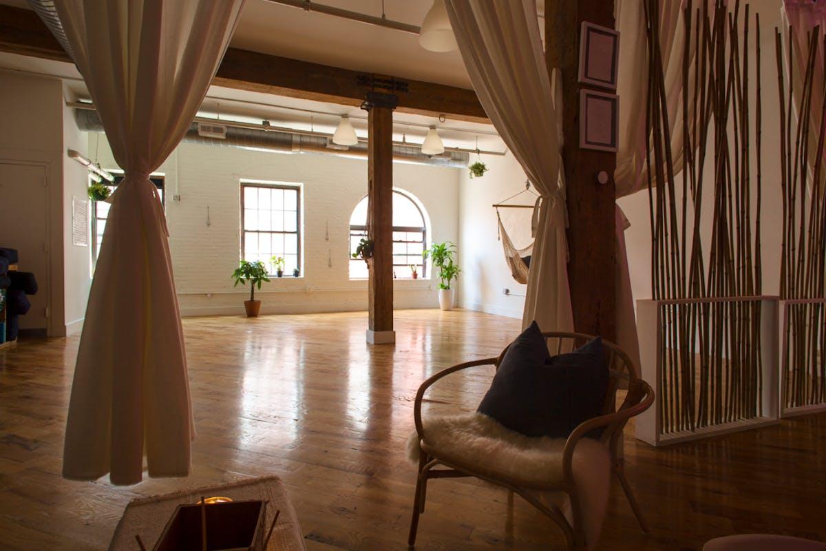 BK Yoga studio