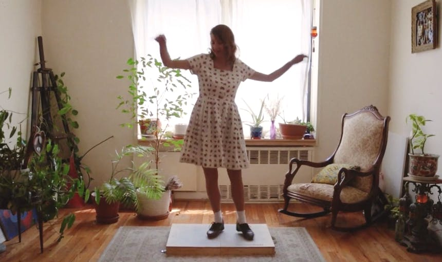Camila Aldet Six Foot Platform