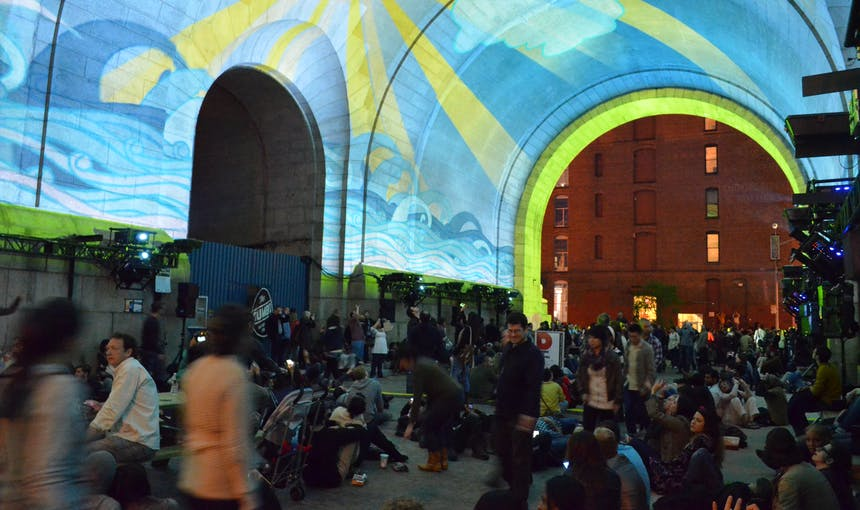 Daf Archway Projections 2