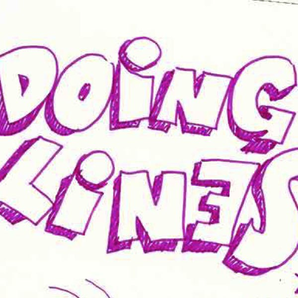Doing Lines with David Craig Ellis - Volume Three