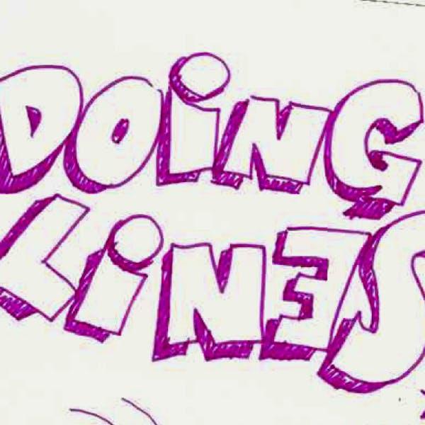 Doing Lines with David Craig Ellis - Volume Three