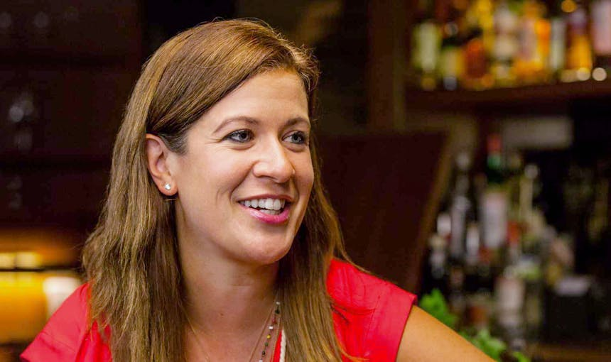 Emily Heyward Red Antler Portrait
