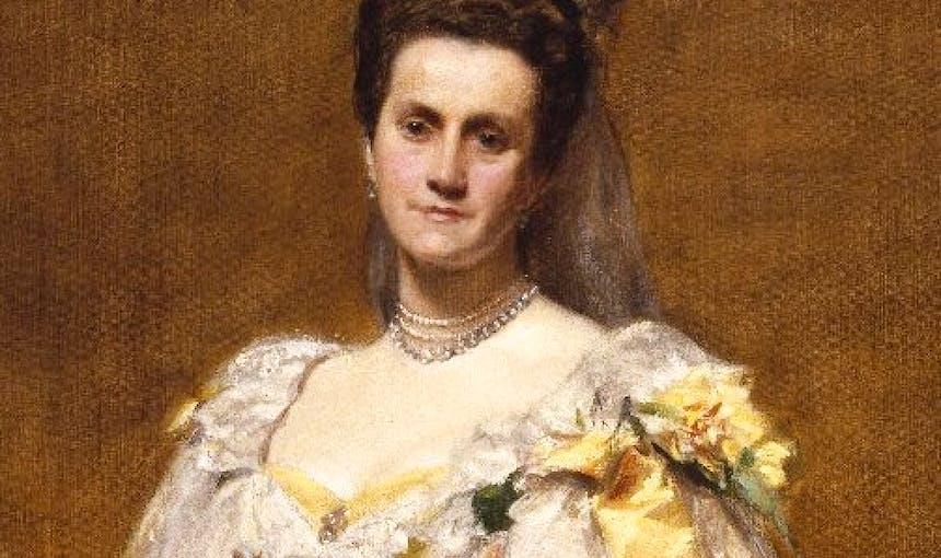 Emily Roebling Portrait