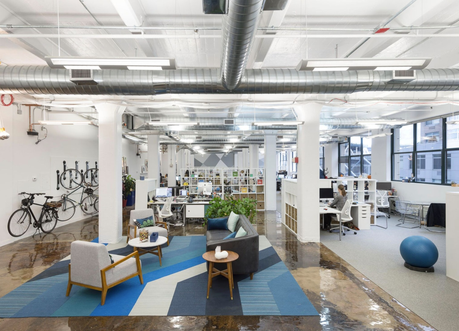Flocabulary's office in 55 Washington