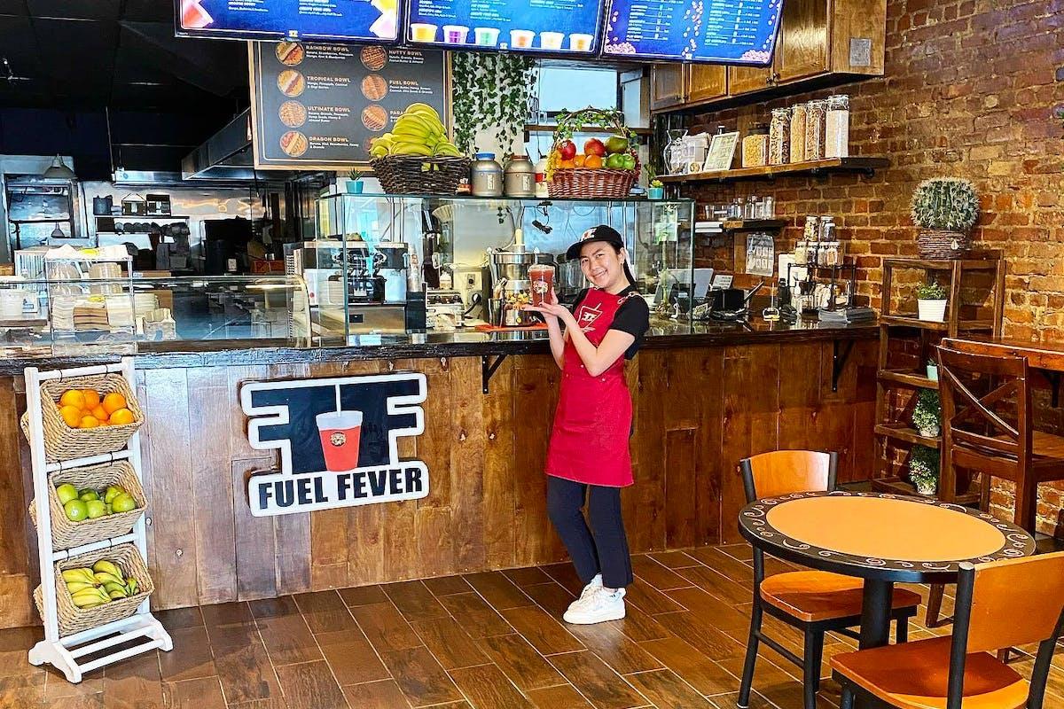 Fuel Fever's DUMBO restaurant