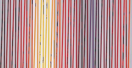 Gabriele Evertz, ZimZum, 2019, Acrylic on canvas, 72 x 72 inches