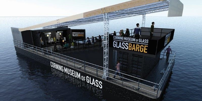 GlassBarge: Brooklyn