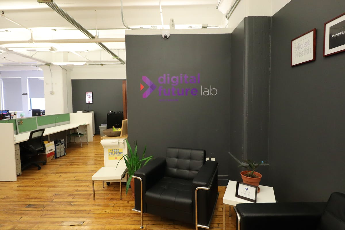 Q+A: Craig Wilson, Digital Future Lab