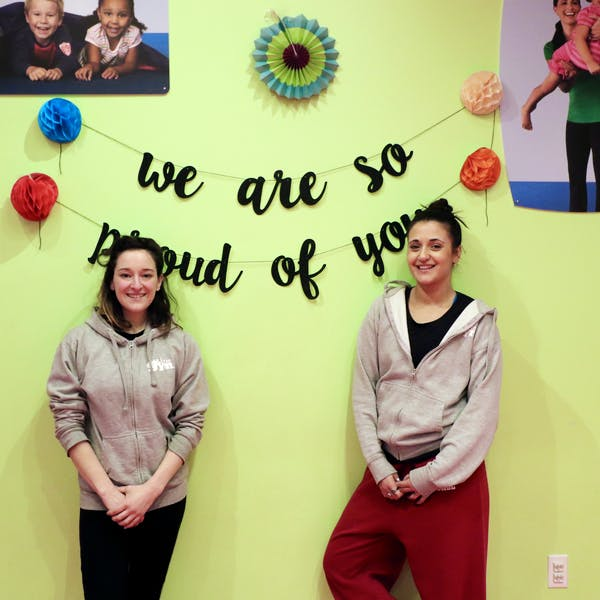 Q+A: Marika Zappas and Emily Zyczkiewic, The Little Gym