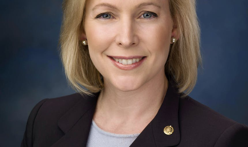 Kirsten Gillibrand Official Portrait 112Th Congress