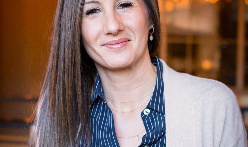 Leslie Affre Atrium Portrait