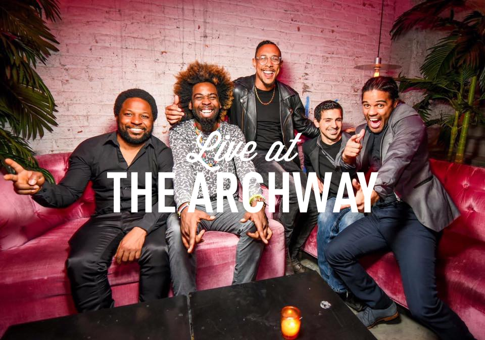 8/23 | Live at the Archway: Los Habaneros