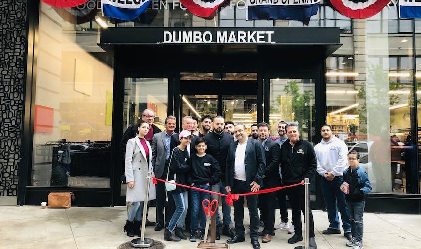 New Dumbo Market