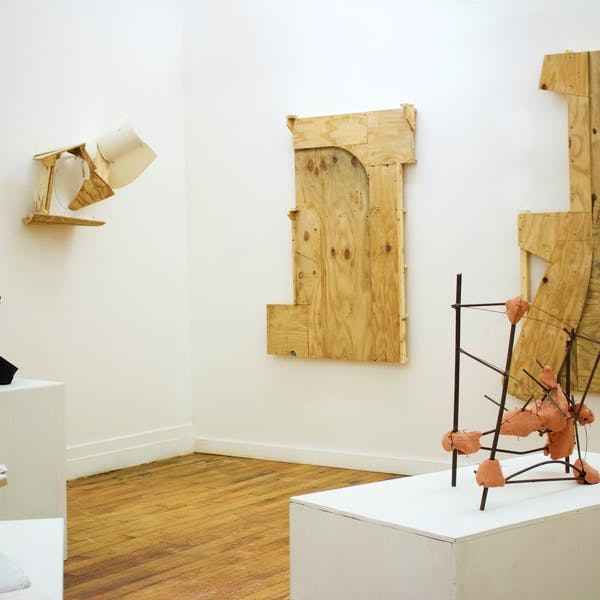 NY Studio School: Sculpture Studio and Gallery