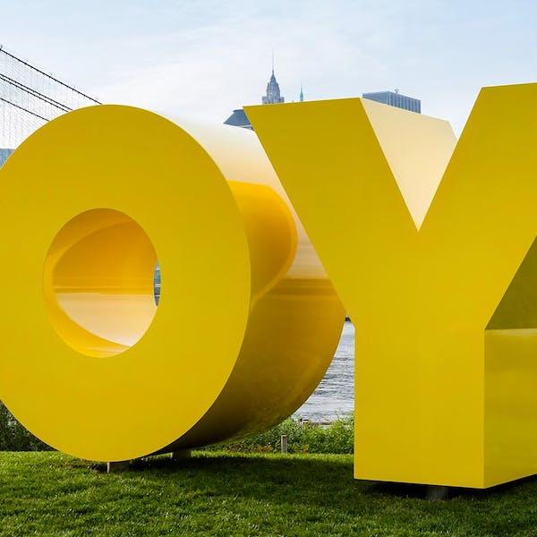 OY / YO: Deborah Kass