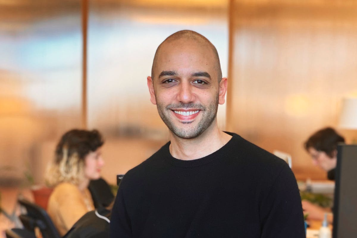 Ramy Nagy, CEO of Madeo