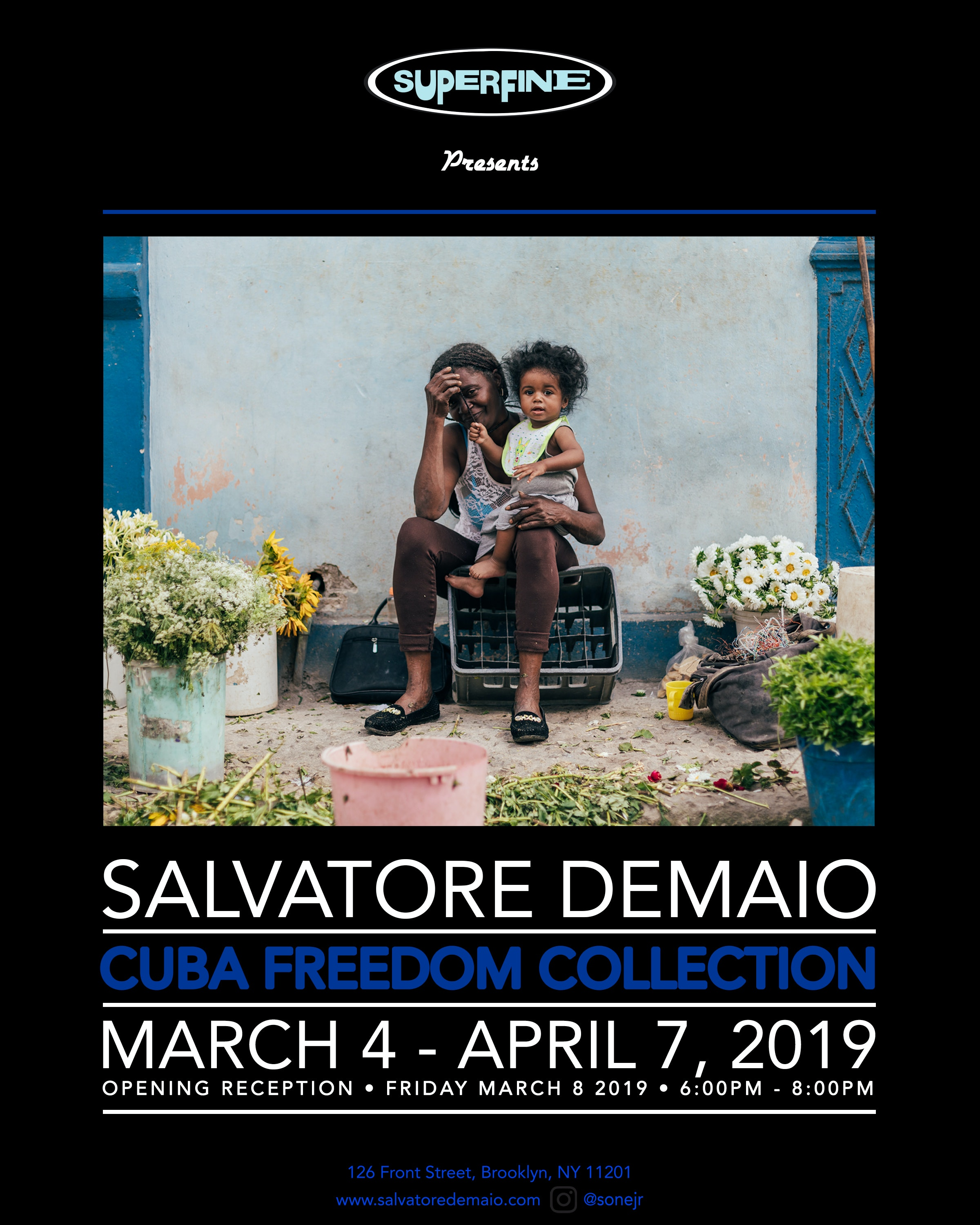 Salvatore Demaio: A Celebration of Life, Art and Culture: The Cuba Freedom Collection
