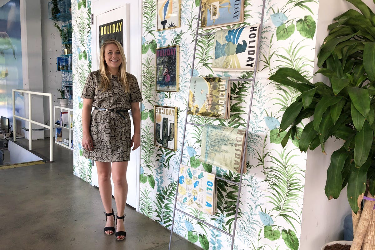 Taylor DeBord, Tafari Travel Office Manager