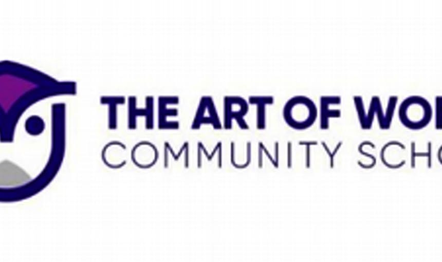 The Art Of Words School Tawcs Logo