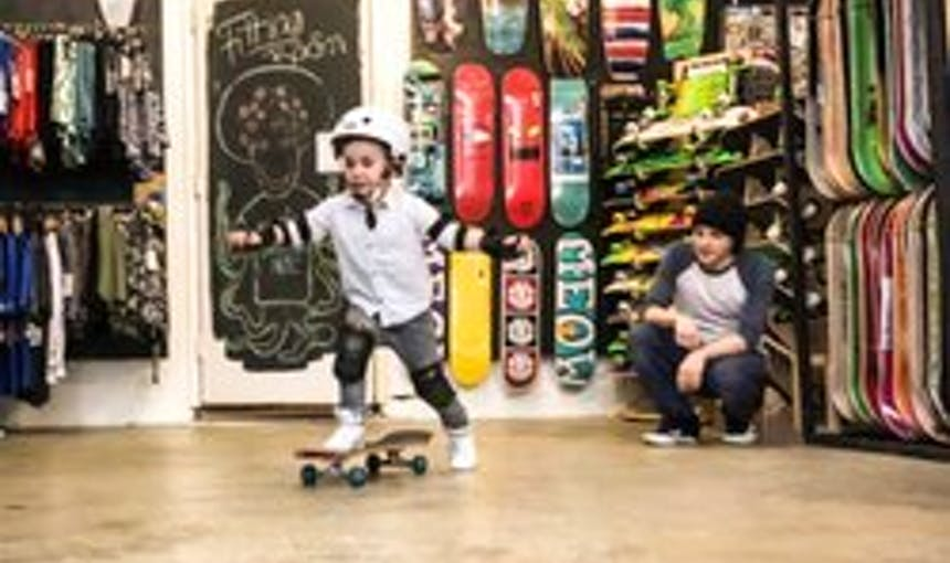 Aegir Boardworks Kids Skate