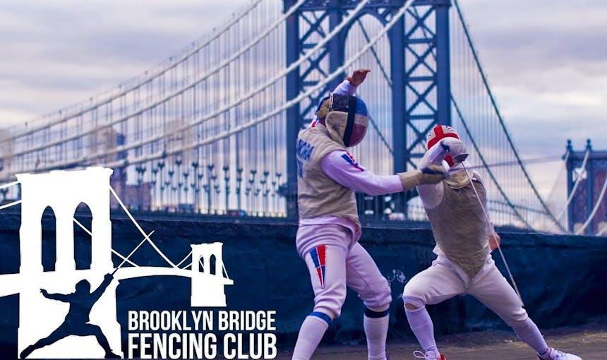 Brooklyn Bridge Fencing