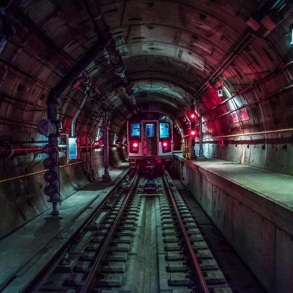Above and Underground