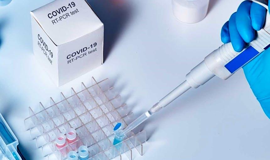 Coronavirus Test Hero