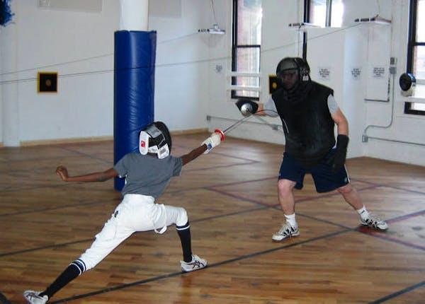 Brooklyn Bridge Fencing Club