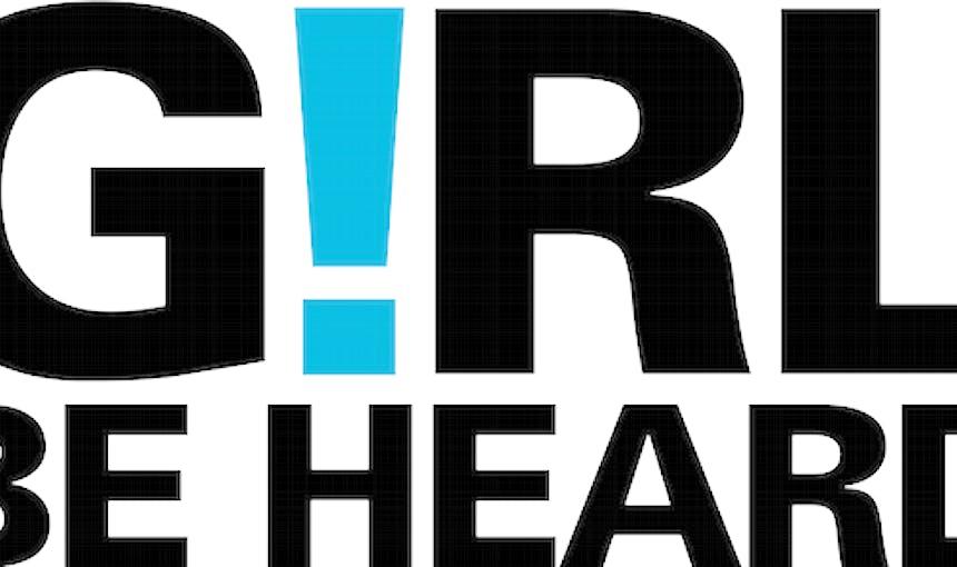 Girl Be Heard Logo