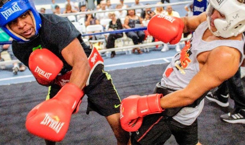 Gleasons Gym Boxing