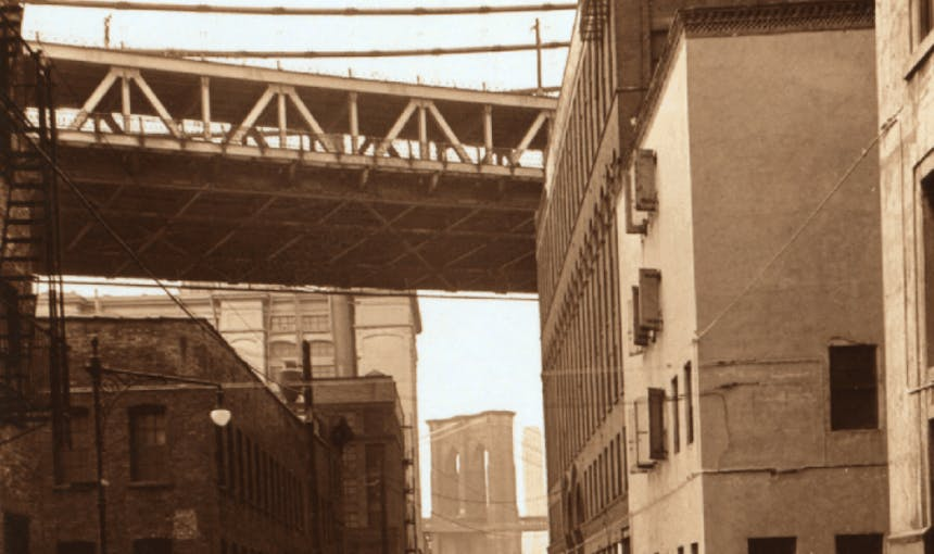 History Brookyn Architecture Dumbo 135 Plymouth Street Nypl