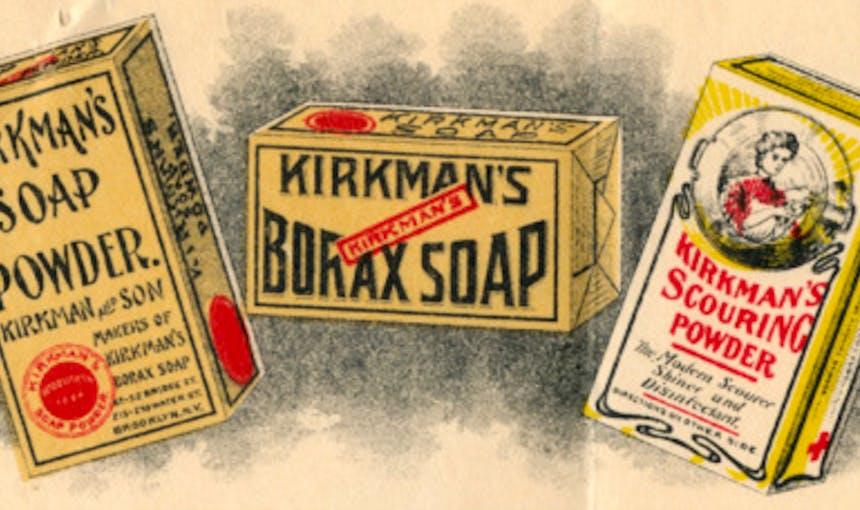 Kirkman Soap
