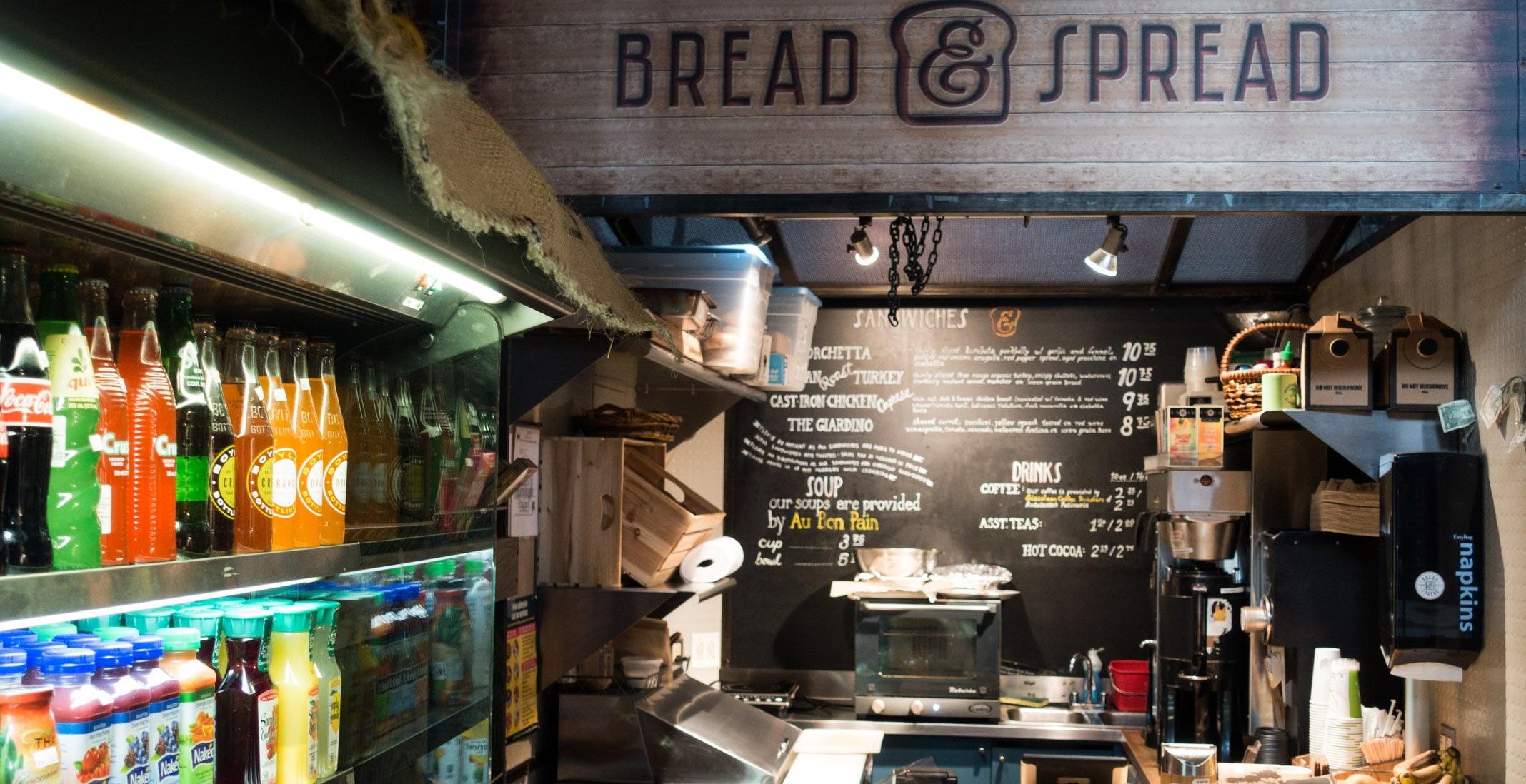 Bread & Spread