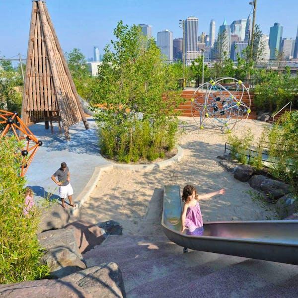 Brooklyn Bridge Park - Pier 6