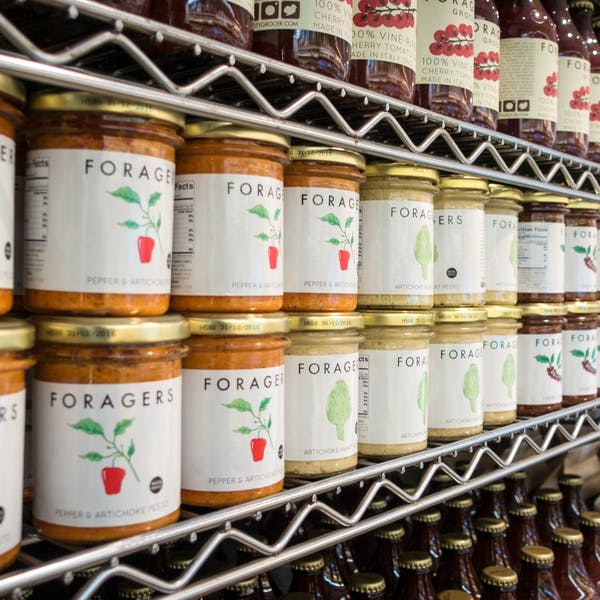 Foragers Market
