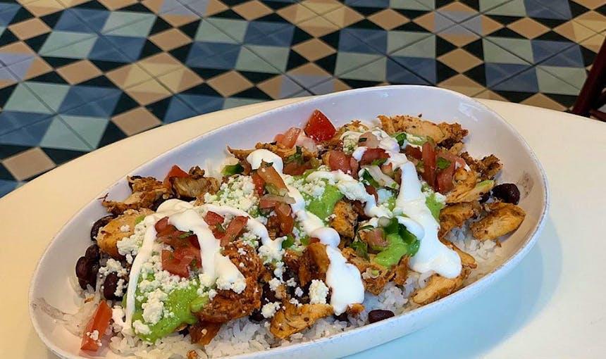 Los Tacos Al Pastor