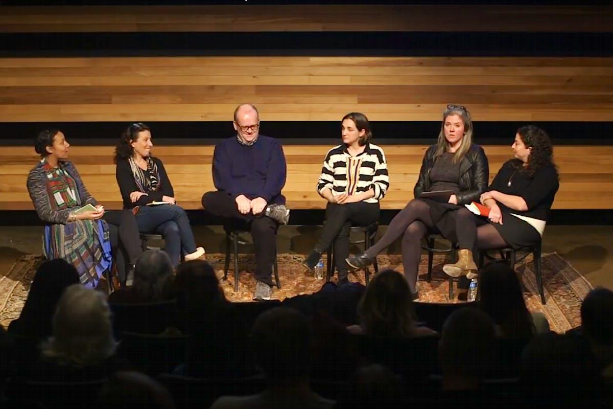 Artadia x Kickstarter Panel: Art & Politics