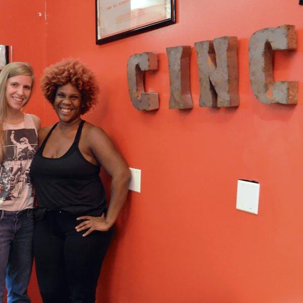 Q+A: Ashley Barenz & Desira Barnes, Cinch