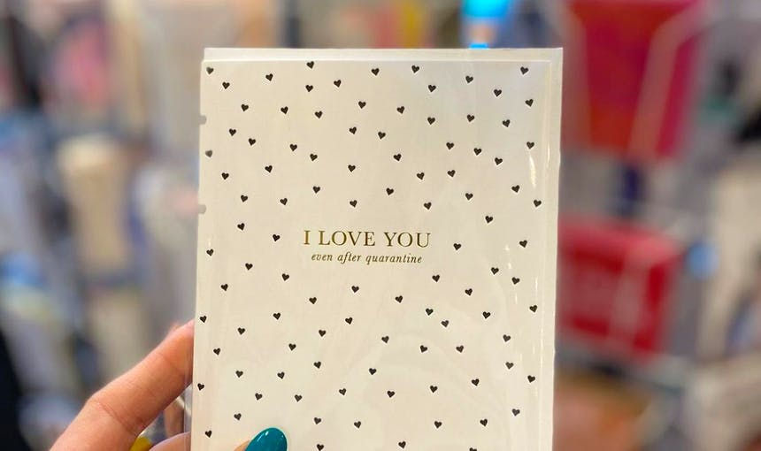 The Modern Chemist Card Valentines
