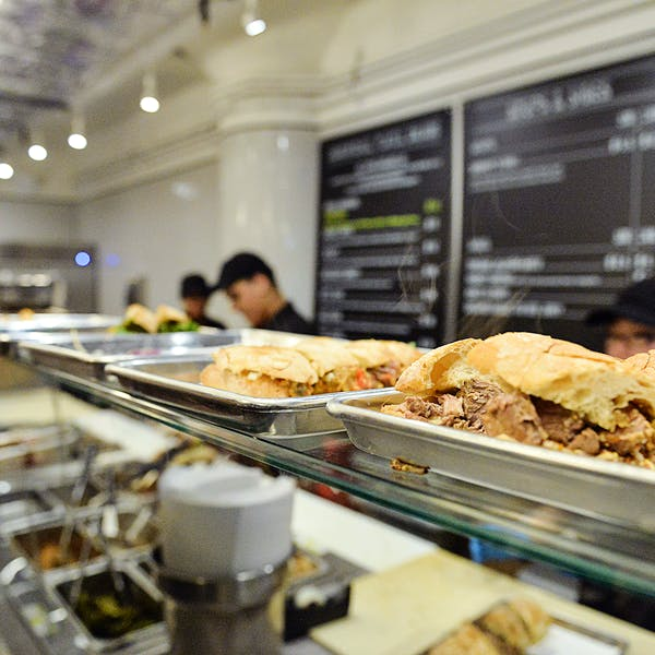 Untamed Sandwiches