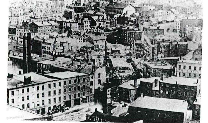 Vinegar Hill History